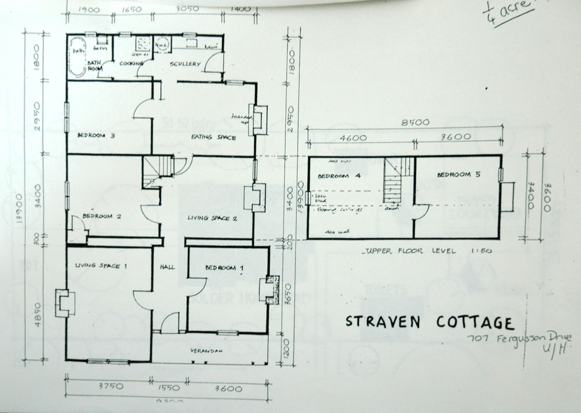 Cottage Plan